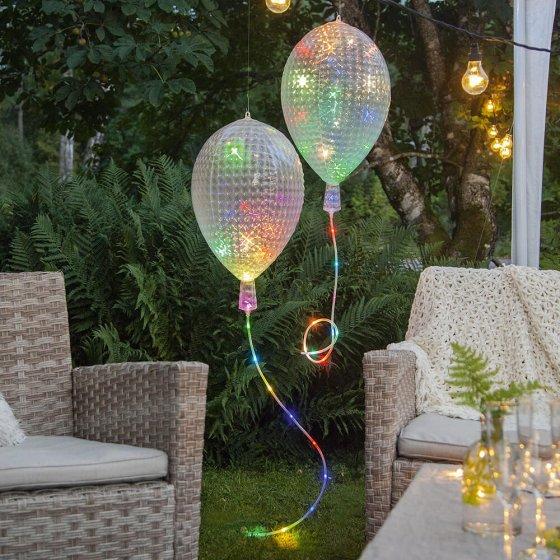 "LED-partylys  ""Luftballong"""