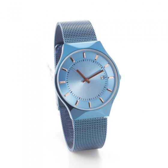 "Flatt armbåndsur  ""Azzurro"""