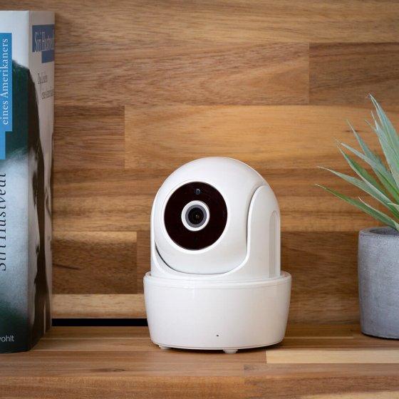 Intelligent overvåkningskamera