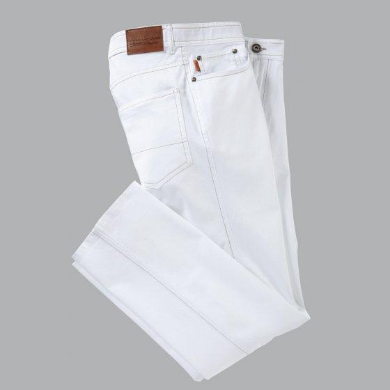 Lett flekkavvisende jeans