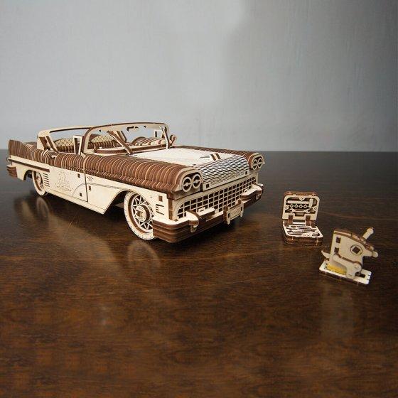 Tremodell cabriolet