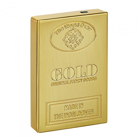 «Gold» USB-sigarettenner med glødetråd