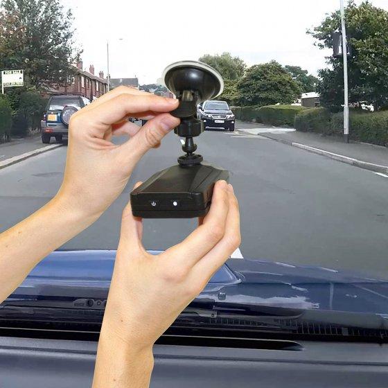 Digitalt kjøretøykamera