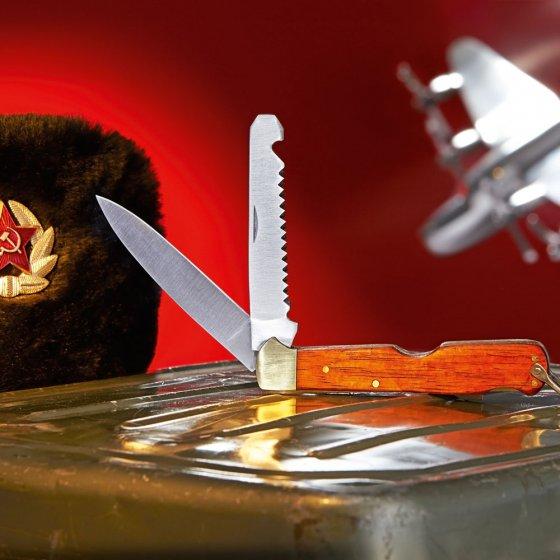 Kniven til de sovjetiske pilotene