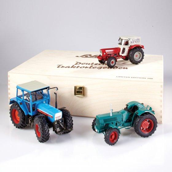 Tyske traktorlegender