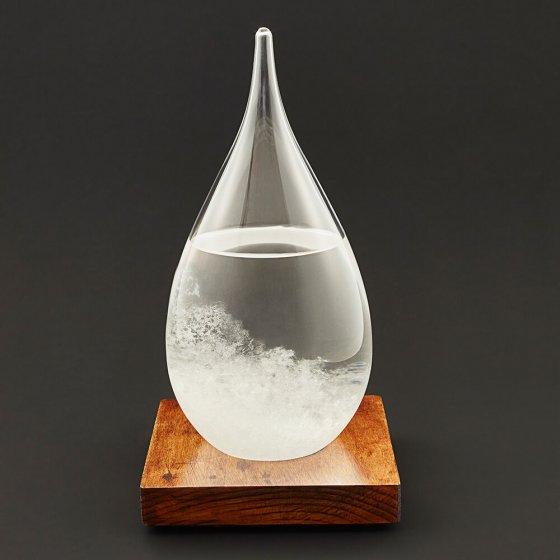 "Stormglass-barometer ""Dråper"""