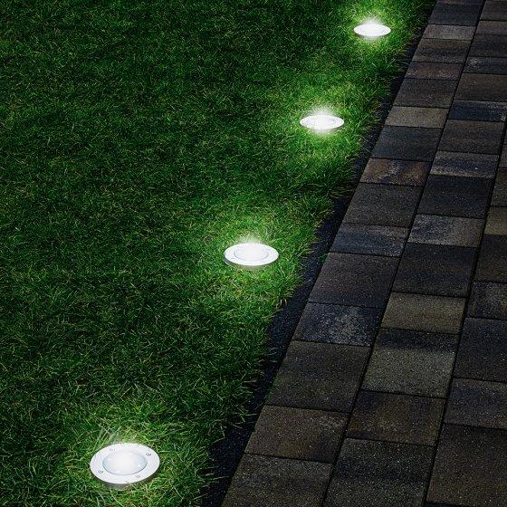 Superflate led-lys for bakken