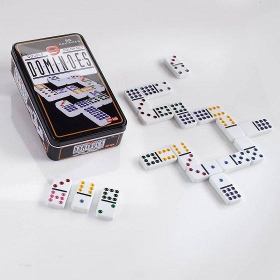 Stor Domino Dobbel 9