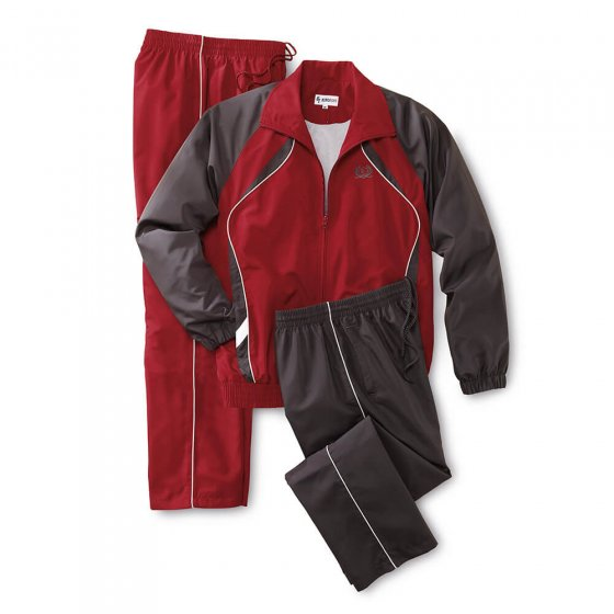 Fritidsantrekk med 2 bukser