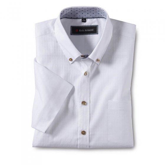 Moderne strukturskjorte
