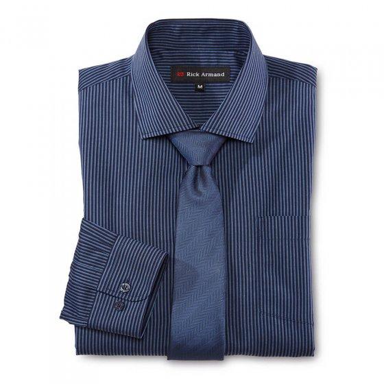 Skjorte- og slipssett