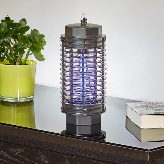 Insektmiddel-lampe med UV-LED